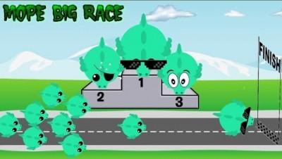 Mope.io // BIGGEST DRAGONS RACE