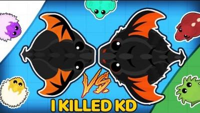 MOPE.IO - Black Dragon Kills King Dragon and Server Takeover