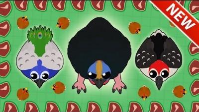 MOPE.IO CASSOWARY TROLLING! *4 NEW BIRDS* Peacock, Woodpecker, Chicken & Cassowary (Mopeio Update)
