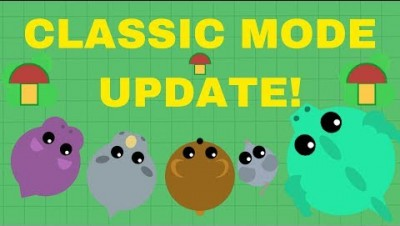 Mope.io - CLASSIC MOPE IS BACK!! HUGE NEW UPDATE + Trolling my Discord Server! (Mope.io New Update)