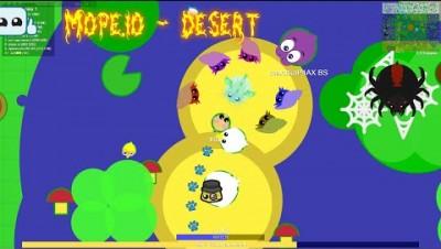 Mope.io - desert