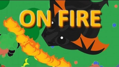 MOPE.IO // DRAGON PUTS EVERYTHING ON FIRE // EXPERIMENTAL