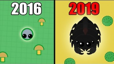 MOPE.IO EVOLUTION (69K SUBS SPECIAL)