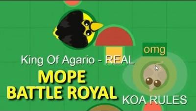 MOPE.IO // FARMING ROTTEN EGGS // #MopeBattleRoyal // Teaser #31