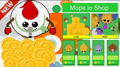 Mope.io GOLDEN AGE! NEW ACCOUNTS, TORNADOES, SKINS, SNOWMAN APEX TIER TROLLING ANIMAL (Huge Update)