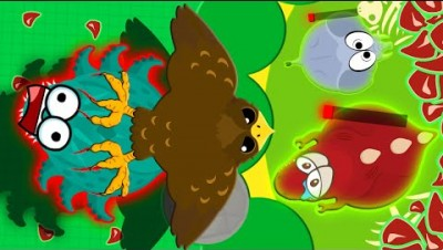 Mope.io GOLDEN EAGLE DROPS ALL HIGH TIERS INTO DEADLY POISON LAKE! | Mope.io Funny Gold Eagle Troll