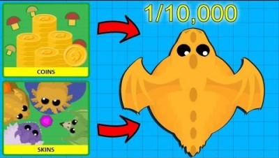 Mope.io GOLDEN KING DRAGON! GOLDEN AGE UPDATE SOON! NEW GOLDEN AGE ANIMAL IDEA in MOPE.IO