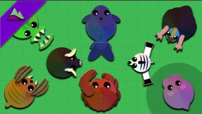 Mope.io - How many Animals use the Stun Ability?