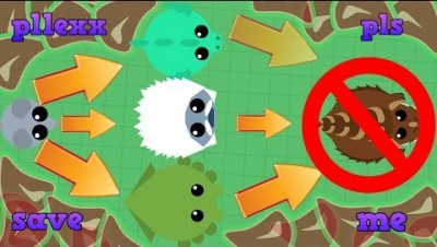 Mope.io How Not To Get Dino Monster. I Hate Recording Monster Updates!(Mope.io Dino Monster Ability)