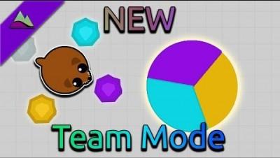 Mope.io - INFINITY STONES IN THE NEW TEAM MODE!? (Mope.io New Update Gameplay)