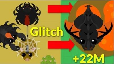 Mope.io - INSTANT BLACK DRAGON 22M XP GLITCH - Mope.io Blackwidow bot XP Glitch