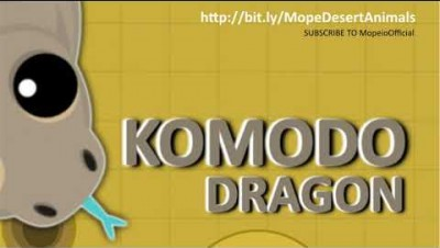 MOPE.IO // #KomodoDragon // COMING NEXT // PREVIEW #1