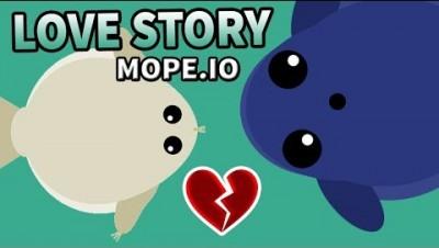MOPE.IO LOVE STORY