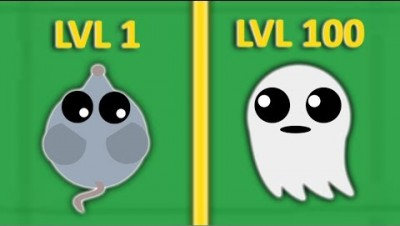 MOPE.IO // #MopeBattleRoyal // FOLLOW TOP PLAYERS // NEW GHOST ICON // TEASER #39