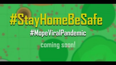 MOPE.IO // #MopeViralPandemic // THE SURVIVAL // TRAILER