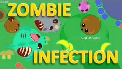 MOPE.IO // #MopeZombieInfection // ALL ZOMBIE SKINS // COMING SOON