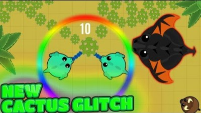 mope.io new Cactus glitch!! Funny moments Feat. Cray and seagullz