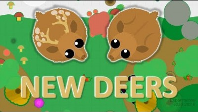 MOPE.IO // *NEW* DEERS DIG MOPE WORLD // TEASER #89