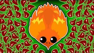 MOPE.IO NEW PHOENIX MONSTER!! Boss Update Skin vs Dragons! // Coolest New Mope.io Animal  Gameplay