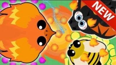 MOPE.IO NEW PHOENIX UPDATE BETA!  *LEGENDARY* FIRE TORNADO ABILITY DomiNATION (Mope.io Gameplay)