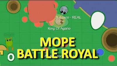 MOPE.IO // NEW SPAWN EGG // #MopeBattleRoyal // TEASER #30