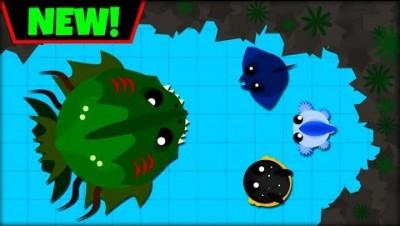 MOPE.IO NEW *SWAMP MONSTER* | ALL FISHTANK ANIMALS | MOPE.IO NEW UPDATE IDEAS(mope.io update)