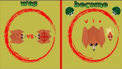 Mope.io - new update and killing players