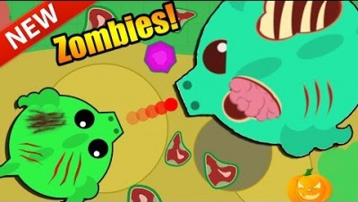 Mope.io *NEW* ZOMBIE INVASION MODE  3 New Beta Game Modes: Wild Mode, 1v1 Mode, and Zombie Mode