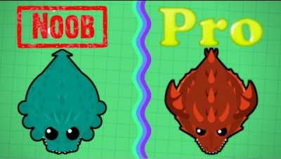 Mope.io Pro Vs. Noob Choosing Animals #3 Monsters Edition! (20K Subscriber, Throwback Special)