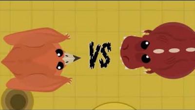 MOPE.IO // #Pterodactyl vs #Trex // COMING SOON