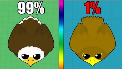 Mope.io RARE GOLDEN EAGLE UPDATE! WILD MODE l NEW ZOMBIES MODE UPDATE [full] (Mope.io Gameplay))