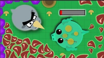 Mope.io // RHINOS KILL DRAGONS // Kills and 1v1 Compilations // Mope.io Bests Moments