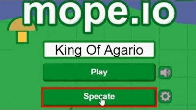 MOPE.IO // SPECTATE MODE // COMING SOON // TEASER #44