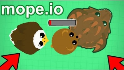 Mope.io The Food Chain In Action... + Zombie Infection Gameplay! (Mope.io New Beta Update)