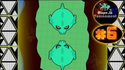 Mope.io 𝟏𝐕𝐒𝟏 tournament 𝐬𝐞𝐚𝐬𝐨𝐧 𝟐 |Episode 4|Aylin vs Monster|Chinard vs Fbix|