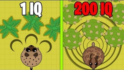 Mope.io TRICKS To LEVEL UP SUPER FAST! 200 IQ Desert Farming Methods // Mope.io Tips & Tricks