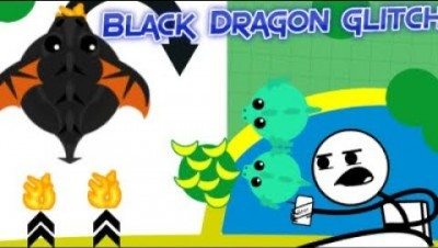 mope.io//pllexx h20//Black Dragon fire glitch//1v1ing thug and a sick montage//