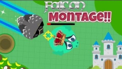 mope.io//pllexx h20//MONTAGES are back!//Falcon Montage//epic rhino kill