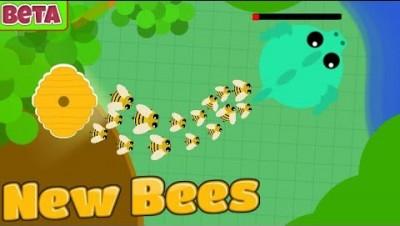 mope.io//pllexx h20//New Bee update coming soon!!//testing on beta Server//bee kills dragon
