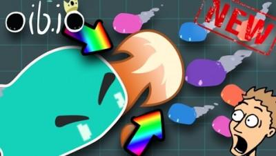 MOST SAVAGE NEW IO GAME!! SPAWN SPREE! (OIB.IO)
