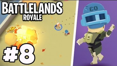 MY ACCOUNT GOT DELETED MID GAME! - Battlelands Royale #8 (FORTNITE.IO IOS / Android Gameplay)