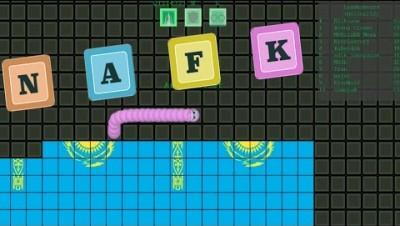 Nafk.io - NEW IO GAME!! GAME LIKE Splix.io