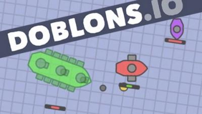 Navios em batalha 2d - Doblons.IO