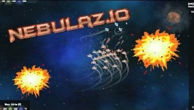 Nebulaz.io New Io Game   Nebulaz.io Gameplay