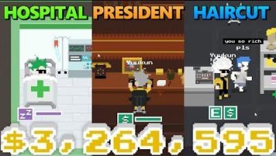 NEND.io - $3000K Again! NEW HOSPITAL & PRESIDENT & HAIRCUT