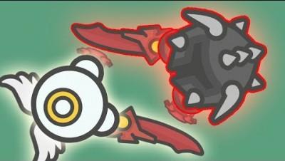 *NEW* ANGEL COMBO vs DARK KNIGHT'S COMBO