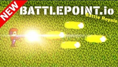 NEW BEST BATTLEROYALE.IO GAME? // BattlePoint.io