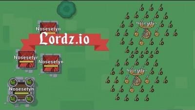 New Game? | Lordz.io Beta Gameplay