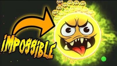 NEW IMPOSSIBLE 64-POPSPLIT!?! INSANE DOUBLESPLITS AND TRIPLESPLITS! //Gota.io Mega Split! - Yhiita