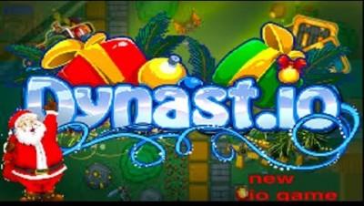 New io game - Dynastio (Christmas Update)